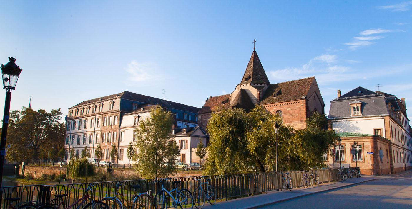 Le college Episcopal Saint Etienne